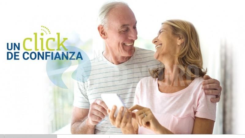 banco patagonia, concurso, click de confianza