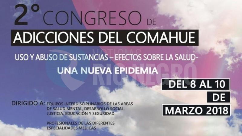 congreso adicciones