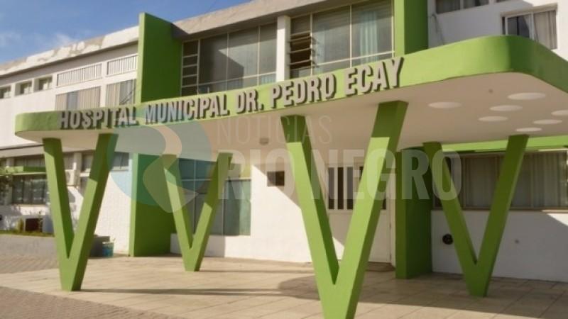 hospital, PATAGONES