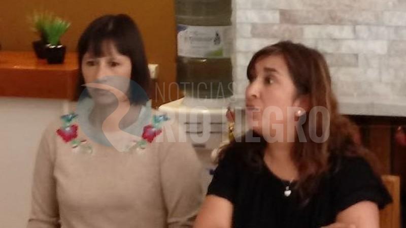 Unter, docente, preocupacional, Marina Espinoza