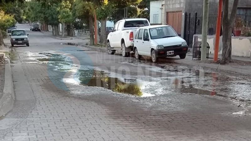 la patagones-viedma, CAÑO, agua