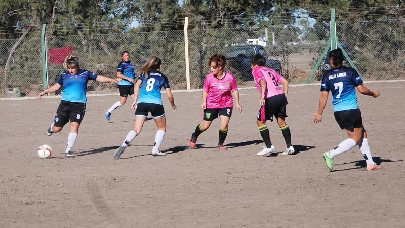 liga rionegrina, futbol femenino