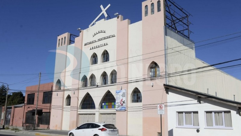 iglesia metodista pentecostal