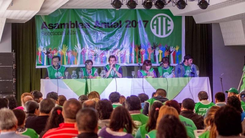 ate asamblea anual 2017