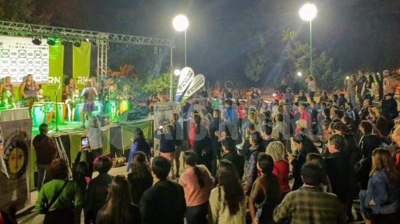 mujeres de la patagonia, bolson festival