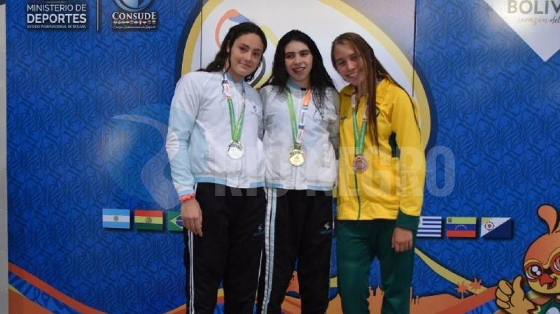 natación, medallista, oro