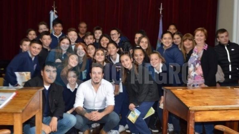 PATAGONES, HCD, INSTITUTO, MARIA AUXILIADORA