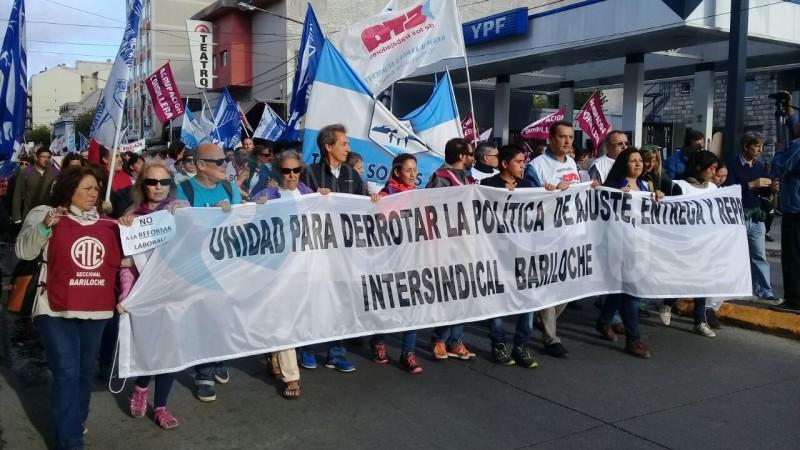 bariloche, marcha, 21f