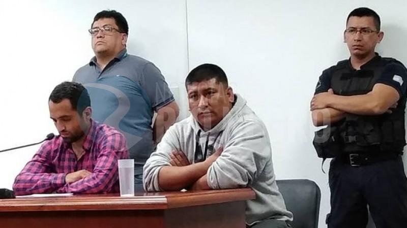 juicio, damian torres, homicidio, Mario Andrés Huichaqueo, Jorge Gabriel Rolando Vera