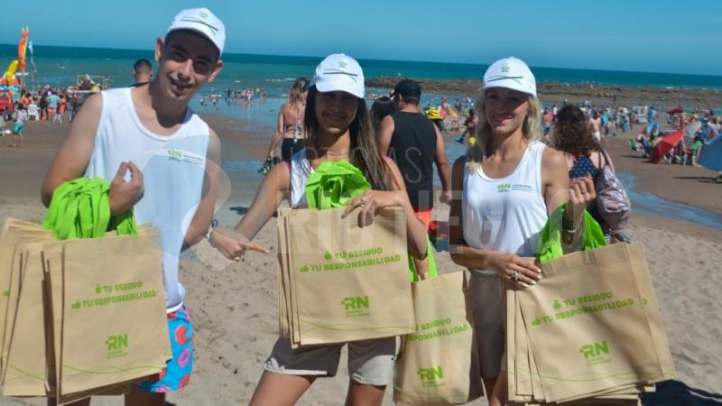 limpieza, campaña, playas