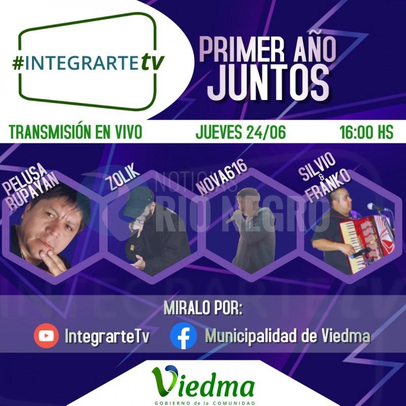 INTEGRARTE TV