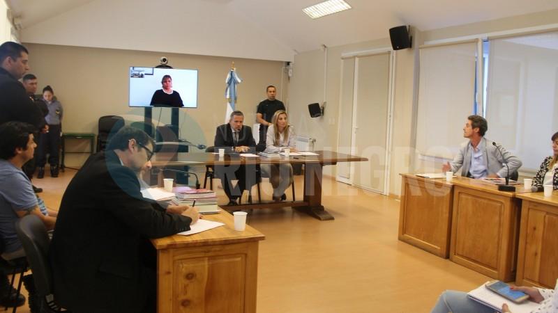 juicio, Cristian Ballejo, Noé Ravicule
