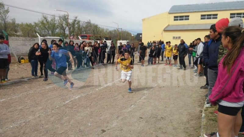 viedma, atletismo, barrial