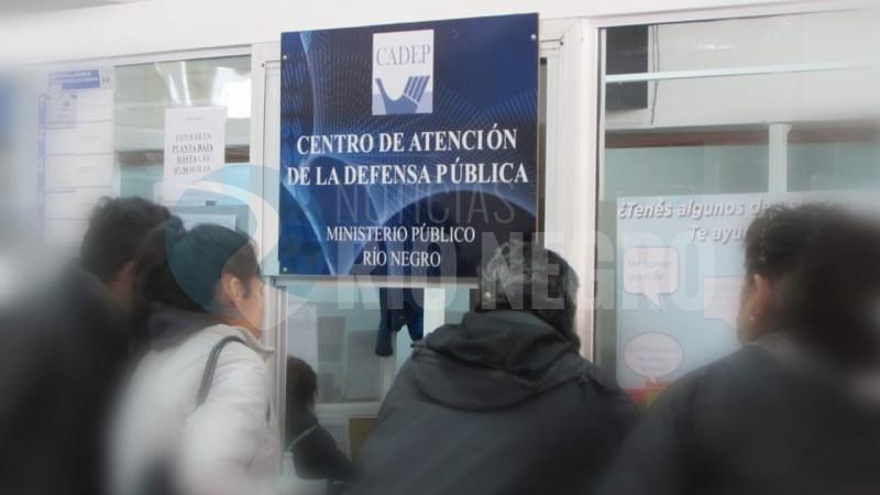 centro de atencion de la defensa publica