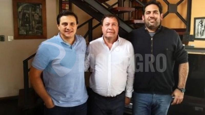 Weretilneck, Andrés Barresi, Gustavo Maida
