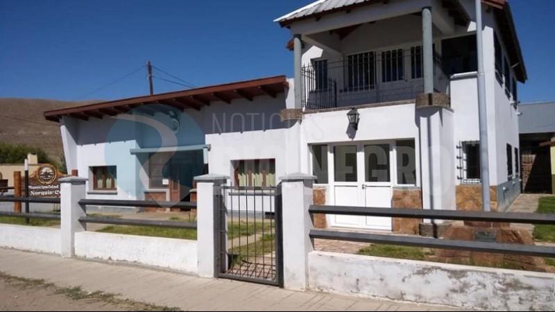 municipalidad, ñorquinco