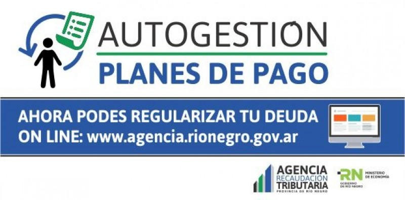 agencia de recaudacion tributaria, AUTOGESTION, web