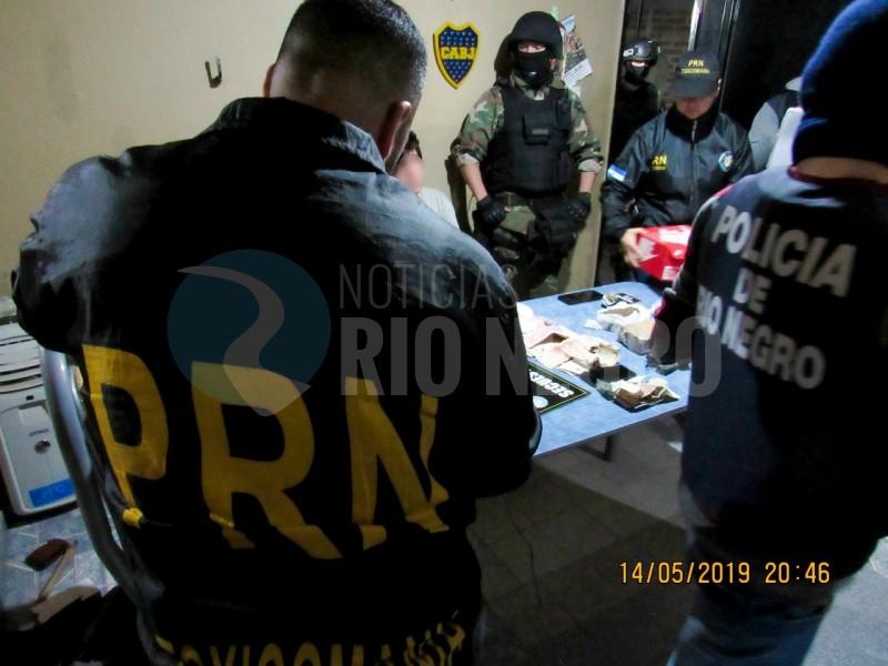 allanamiento, policia, drogas