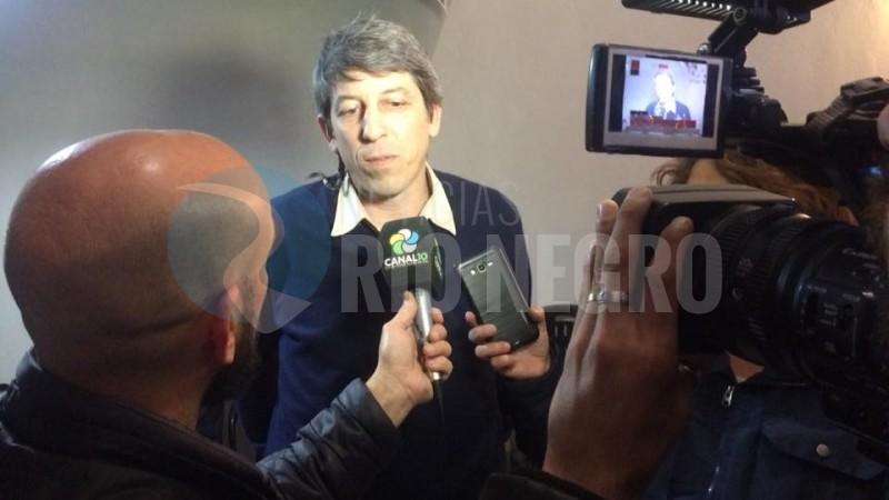 Ramón Chiocconi, bariloche, genusso