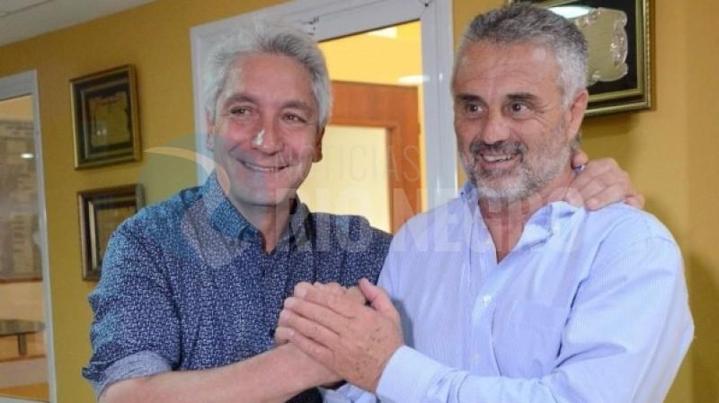JOSE LUIS ZARA, RICARDO CURETTI