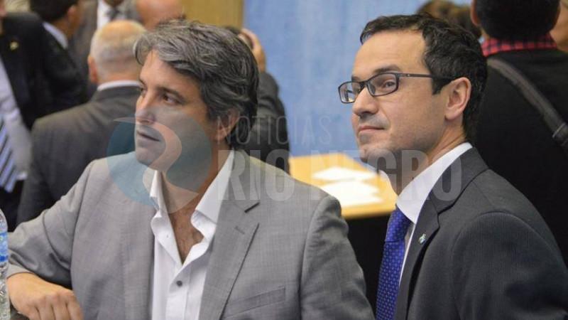 Alejandro Ramos Mejía, Nicolás Rochás