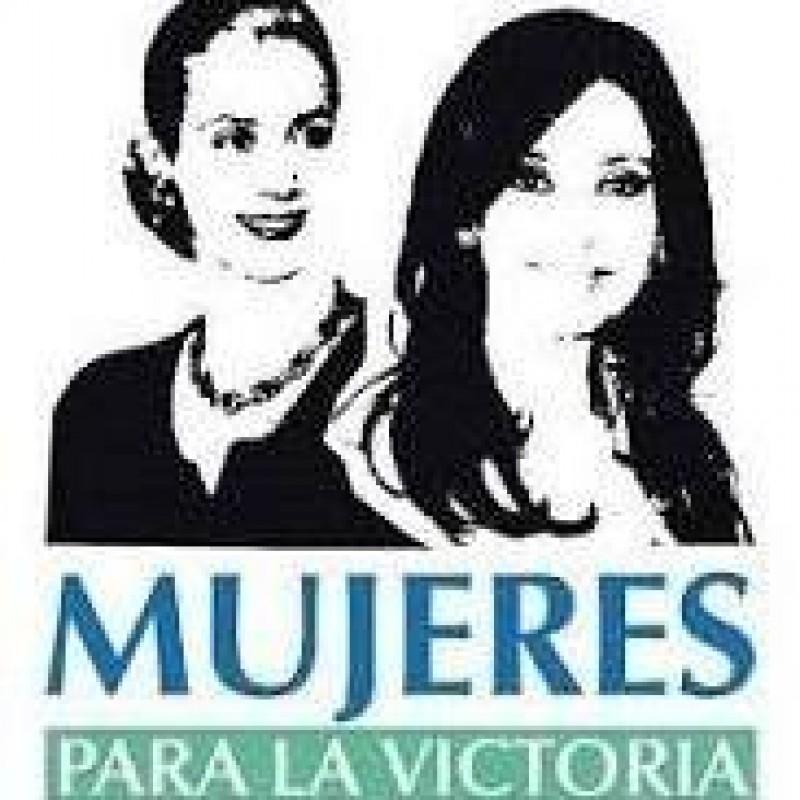 mujeres para la victoria