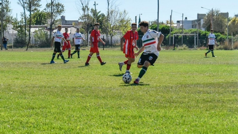 liga rionegrina, deportivo patagones villa congreso