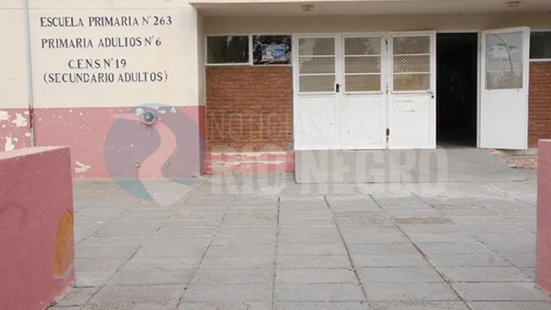 viedma, escuela 263