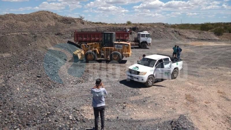 produccion minera
