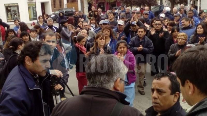 PATAGONES, MUNICIPALES, PROTESTA