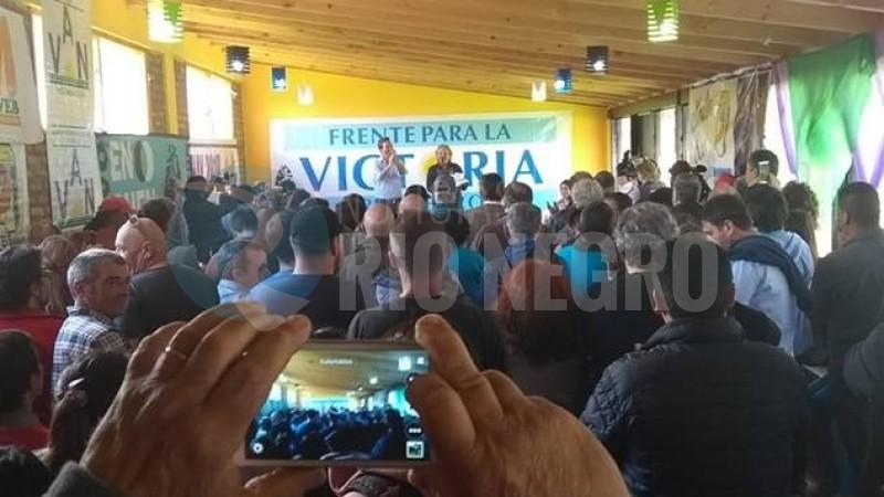 Martin Soria, el bolson, fpv