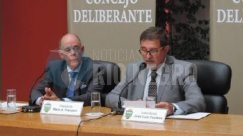 jose luis foulkes, MARIO ALBERTO FRANCIONI