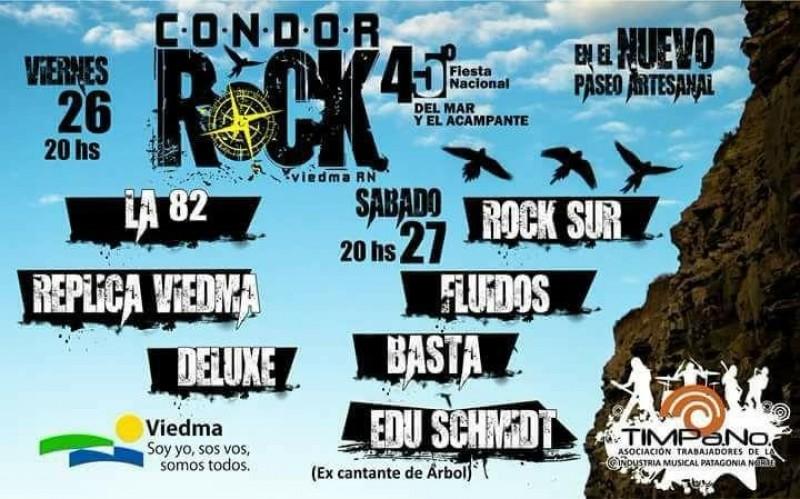 el condor, festival, rock