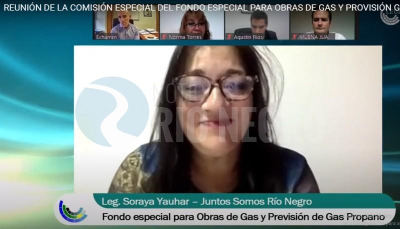 comisión Fondo Especial para Obras de Gas