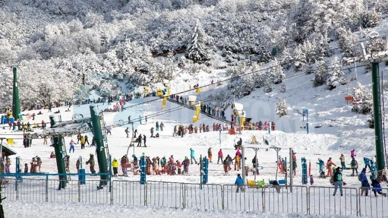 turismo, esqui