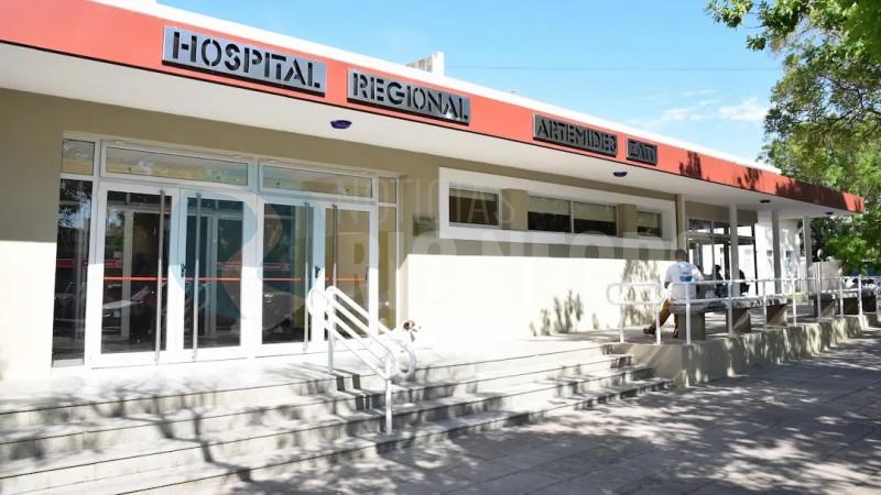 hospital zatti