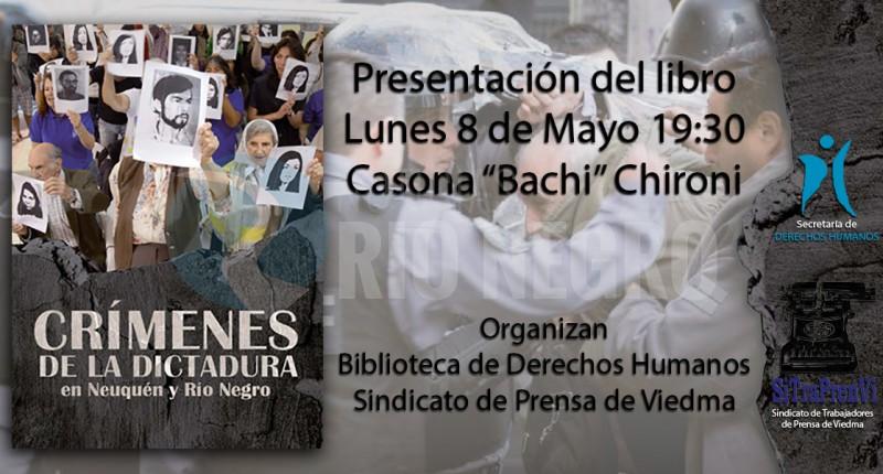 libro, crimenes, dictadura