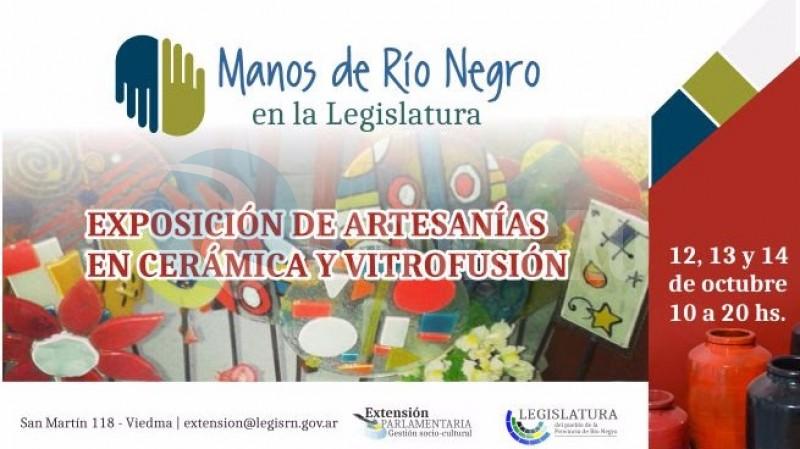 legislatura, exposicion artesanias