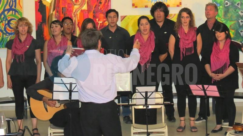 viedma, coro municipal