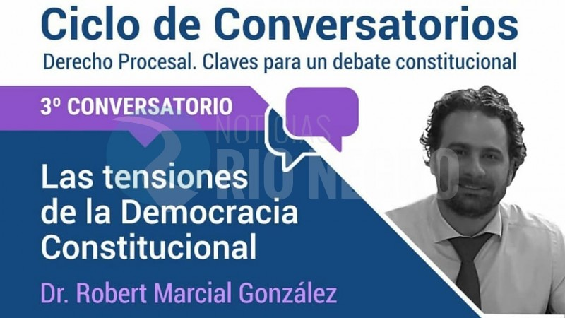 conversatorio, tensiones de la democracia constitucional