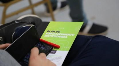 plan de fortalecimiento institucional