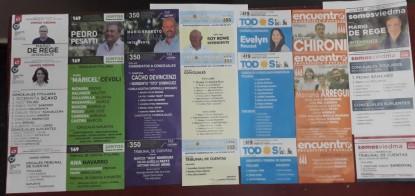 viedma, elecciones, boletas