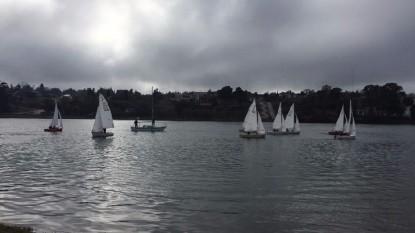 veleros competencia rio negro