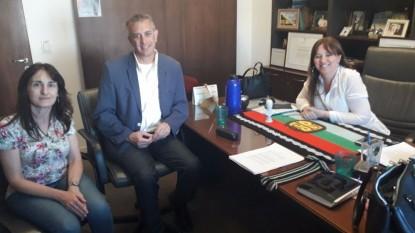 magdalena odarda, Guillermo Parodi, Alicia Tantardini