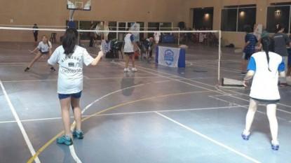 juegos evita, Badminton