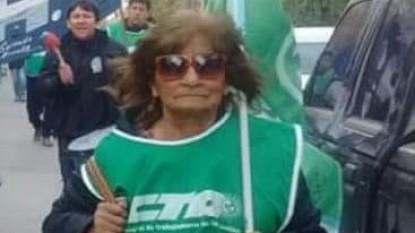 "Elida  ""Pocha"" Calabrano"