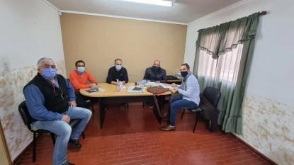 reunión uocra-secretaria de trabajo