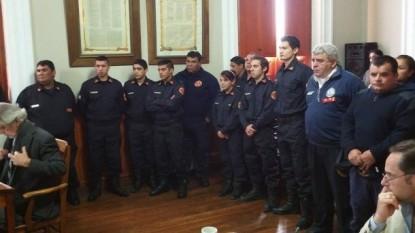HCD, PATAGONES, bomberos