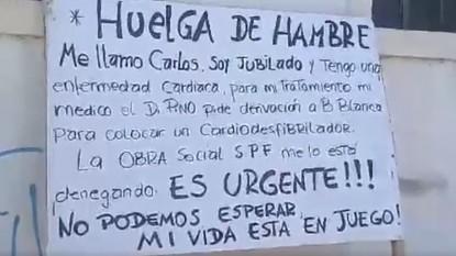 Carlos Gastiarena, huelga, servicio penitenciario federal