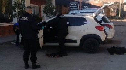 ESTAFA, detenidos